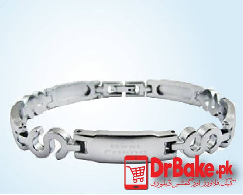 Metal Friendship Bracelet - Friendship Day Special - Dr Bake Pakistan Send gifts to Lahore, Karachi, Islamabad, Pakistan