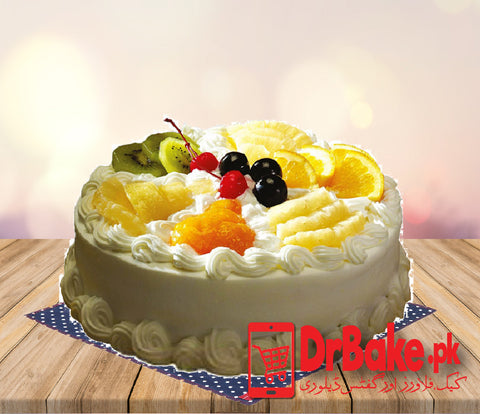 Send Mix Fruit Cake To Karachi of Movenpick | DrBake.pk