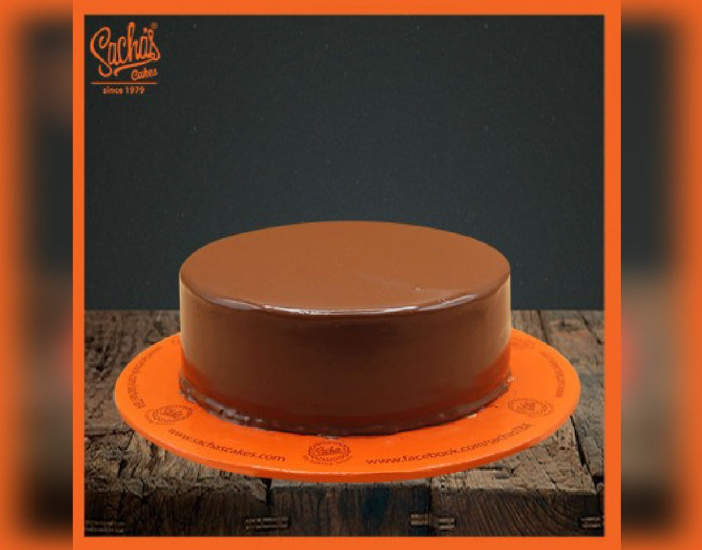 Send Sacha Bakery Nutella Cake to Karachi with DrBake.pk.