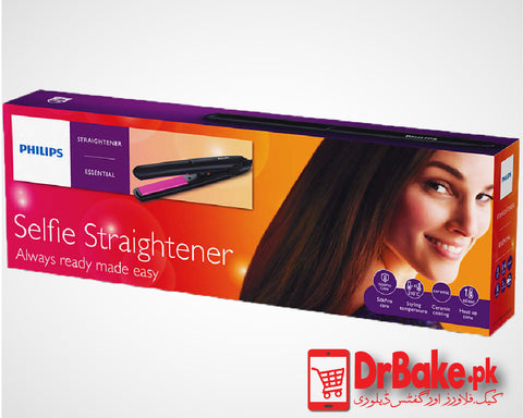Send Philips Hair Straightner to Pakistan with DrBake.pk