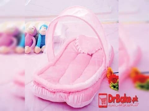 Send Portable Crib Bed to Pakistan with DrBake.pk