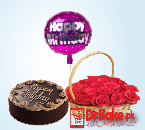 Small Birthday Deal - Dr Bake Pakistan Send gifts to Lahore, Karachi, Islamabad, Pakistan