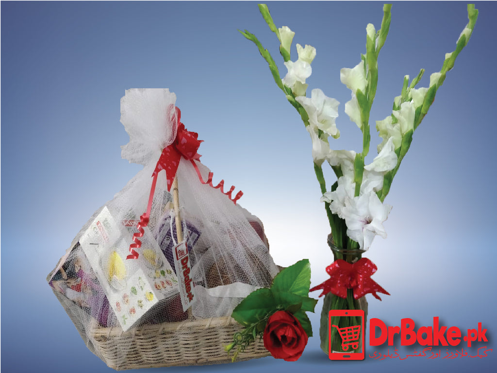 Send Health Basket to Pakistan with DrBake.pk