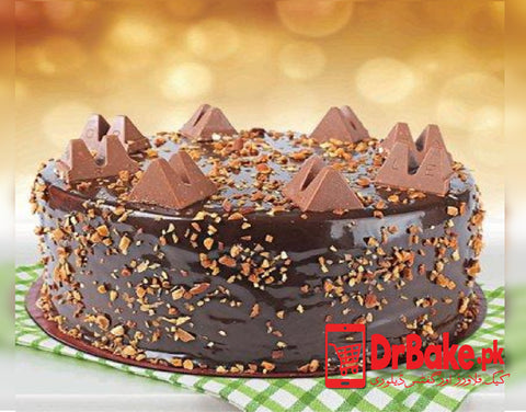Toblerone Cake-Bread & Beyond-Lahore - Dr Bake Pakistan Send gifts to Lahore, Karachi, Islamabad, Pakistan