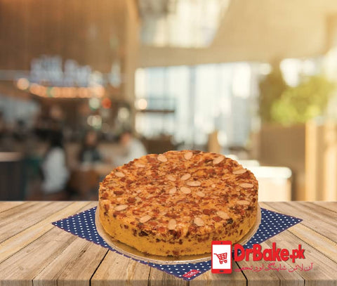 Dry Fruit Cake -Mj's bakery-Islamabad - Dr Bake Pakistan Send gifts to Lahore, Karachi, Islamabad, Pakistan