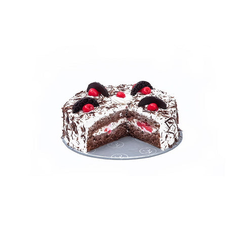 1lb Black Forest Cake-Kitchen Cuisine Rawalpindi/Islamabad