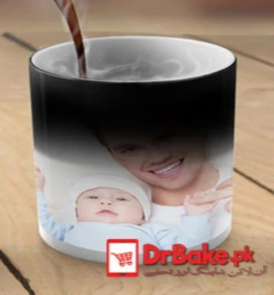 Customized Magic Mug - Dr Bake Pakistan Send gifts to Lahore, Karachi, Islamabad, Pakistan