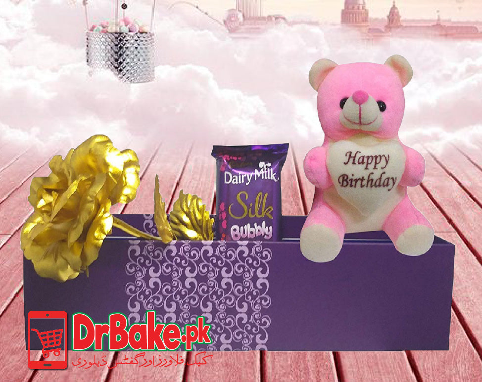 Dairy Milk Box For Birthday - Dr Bake Pakistan Send gifts to Lahore, Karachi, Islamabad, Pakistan