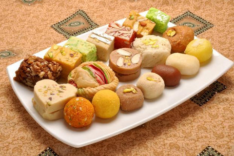 Send 5kg Mix Mithai/ Sweets Tokra - Malmo Sweets To Pakistan | DrBake.…