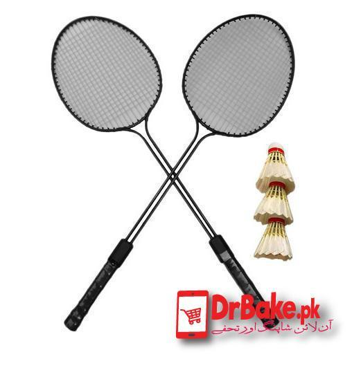 Send Badminton Racket with Shuttle Cocks To Pakistan | DrBake.pk