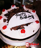 Black Forest Cake-Falettis Hotel-Lahore - Dr Bake Pakistan Send gifts to Lahore, Karachi, Islamabad, Pakistan