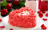 Send Edible Fountain Cake To Lahore of Branded Bakery | DrBake.pk