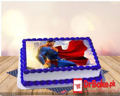 Edible Picture Cake-(Branded Bakery)-Karachi - Dr Bake Pakistan Send gifts to Lahore, Karachi, Islamabad, Pakistan