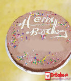 Chocolate Fudge Cake-Ramada bakery-Islamabad/Rawalpindi - Dr Bake Pakistan Send gifts to Lahore, Karachi, Islamabad, Pakistan