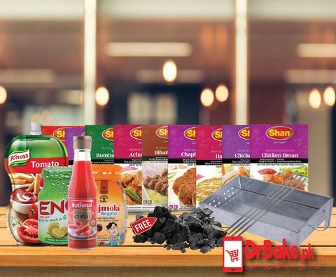 BBQ Party Products - Dr Bake Pakistan Send gifts to Lahore, Karachi, Islamabad, Pakistan