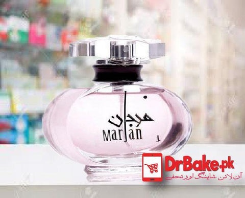 Marjaan Perfume-For Women-J. - Dr Bake Pakistan Send gifts to Lahore, Karachi, Islamabad, Pakistan