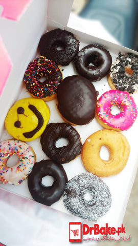 Send Dunkin Donuts To Pakistan | DrBake.pk