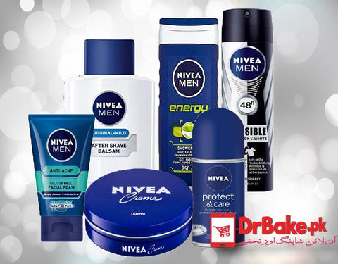 Nivea Deal-For Men - Dr Bake Pakistan Send gifts to Lahore, Karachi, Islamabad, Pakistan