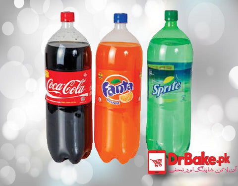 Mixed Soda Bottles - Dr Bake Pakistan Send gifts to Lahore, Karachi, Islamabad, Pakistan