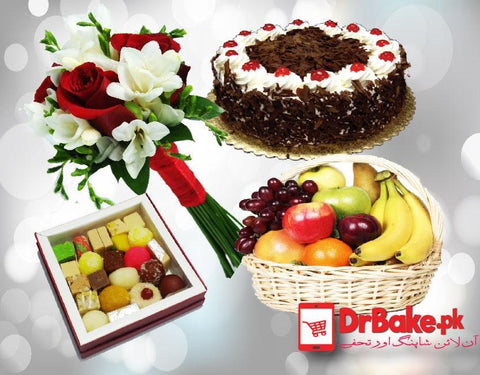 Small Combo Pack - Dr Bake Pakistan Send gifts to Lahore, Karachi, Islamabad, Pakistan