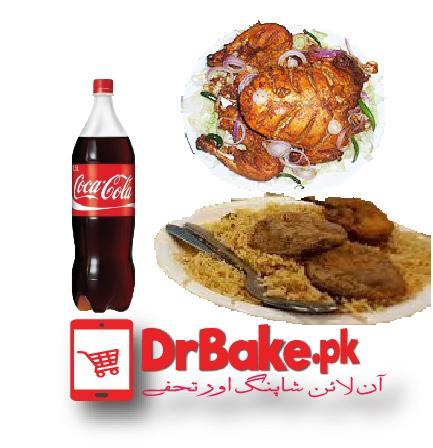 DrBake.pk Special Choice With Half Chicken Roast.