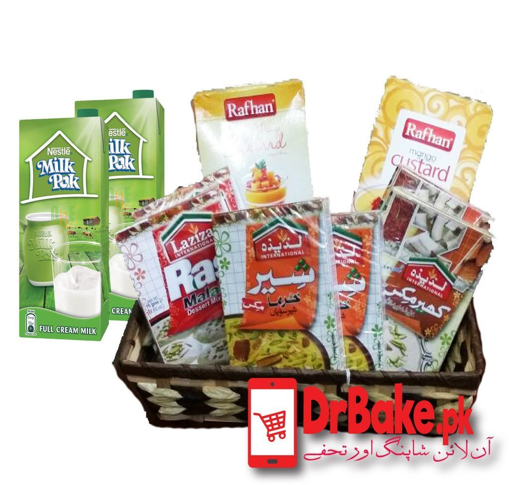 Sweet Eid Deal - Dr Bake Pakistan Send gifts to Lahore, Karachi, Islamabad, Pakistan