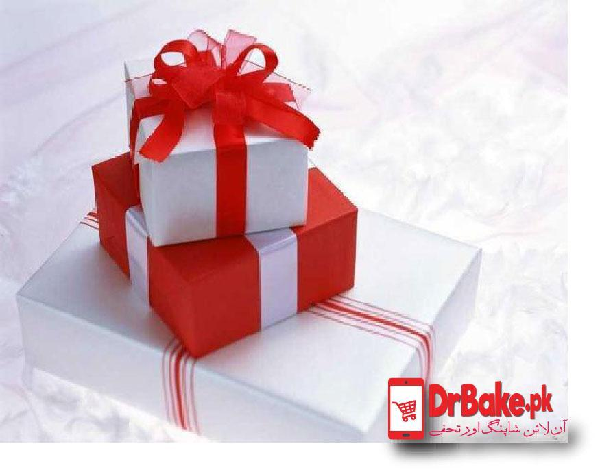 Send Gifts Combination Like Flowers Cakes Chocolates Drbake Pk
