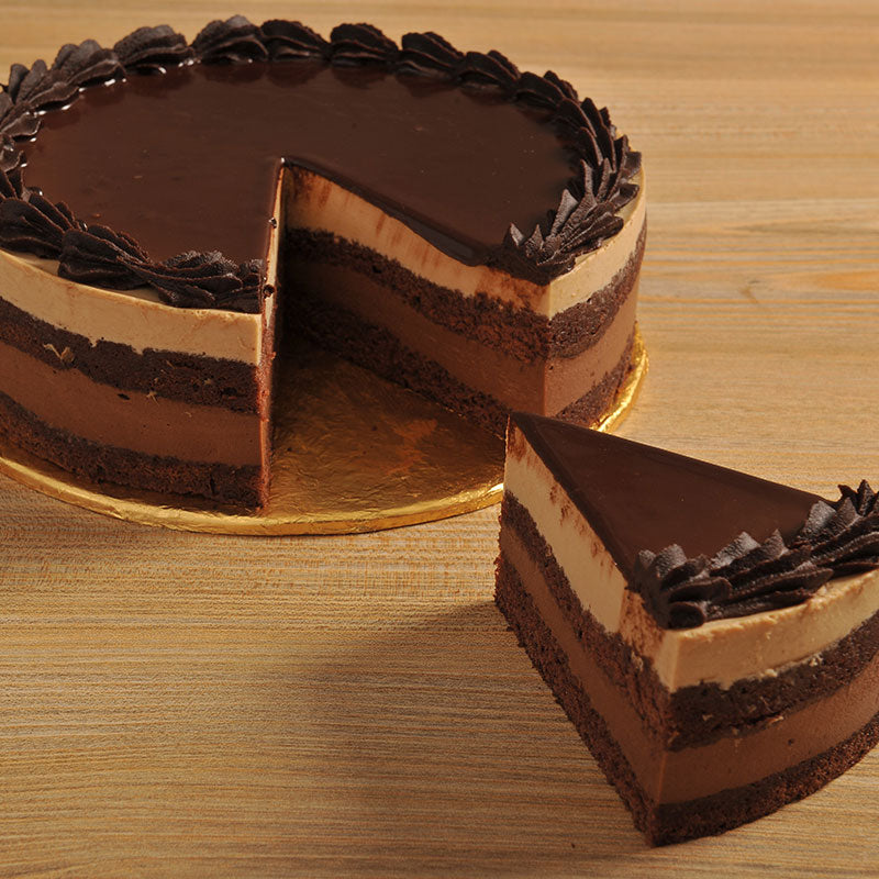 Send Mocha Java Cake To Karachi of Movenpick | DrBake.pk