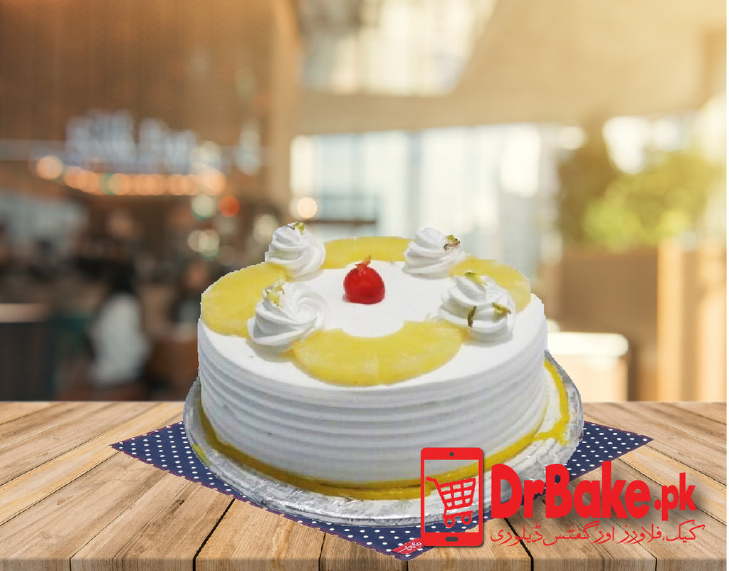 Send Pineapple Cake To Karachi of Movenpick | DrBake.pk