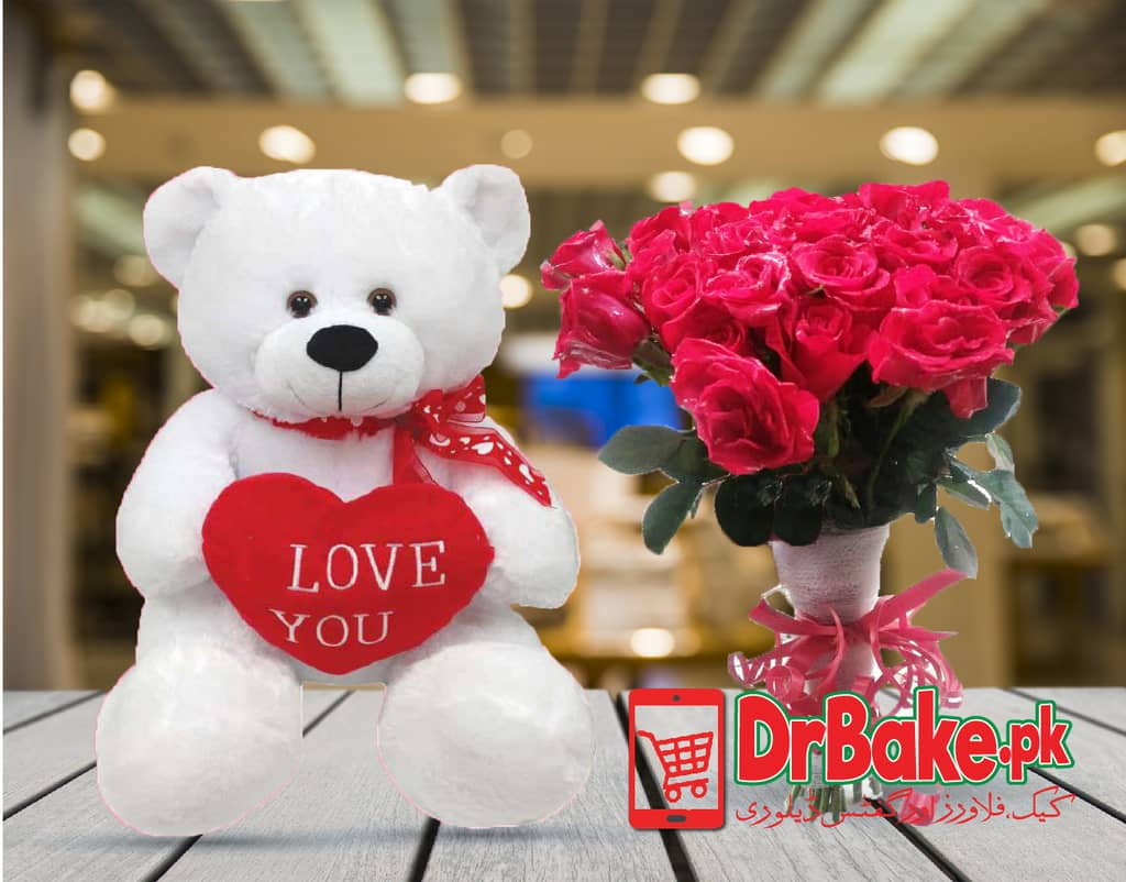 Send Small Love Deal For Women to Pakistan | DrBake.pk