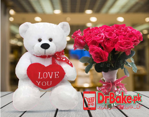 Small Love Deal For Women - Dr Bake Pakistan Send gifts to Lahore, Karachi, Islamabad, Pakistan