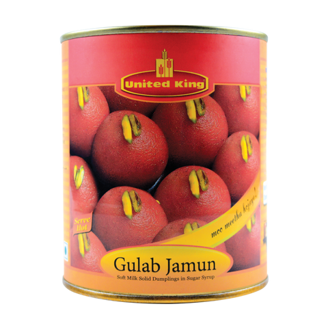 Send 1kg Gulab Jamun Tin Box - United King To Pakistan | DrBake.pk