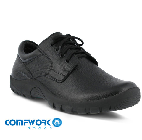 BERMAN MEN'S LACE-UP - SPRING STEP PROFESSIONAL - COMFWORKSHOES