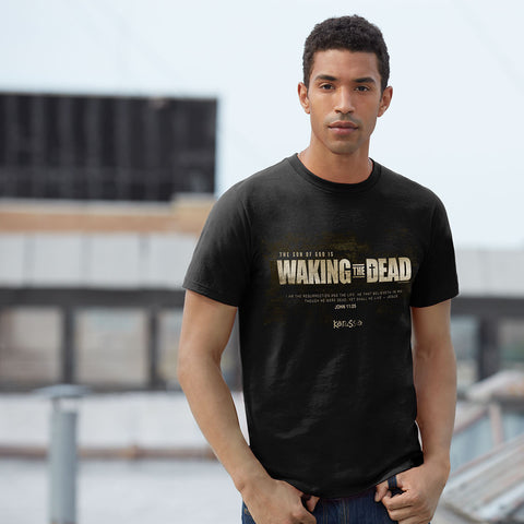 Waking The Dead T-Shirt - T-shirt Store USA - 1