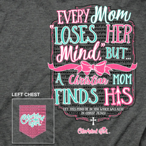 Every Mom Christian T-Shirt -  - 1