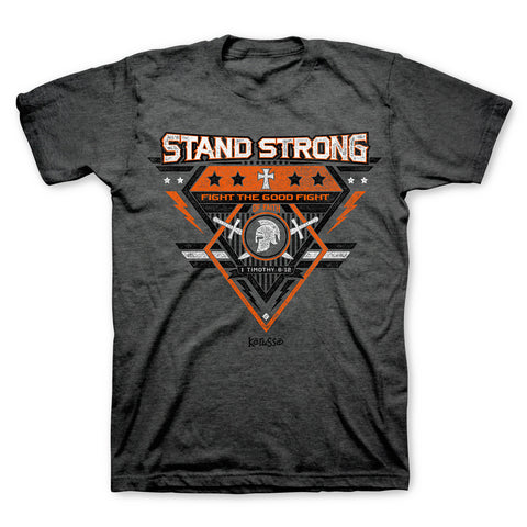 Stand Strong Christian T-Shirt - T-shirt Store USA - 1