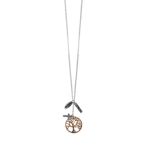 Tree Of Life Women's Necklace - T-shirt Store USA