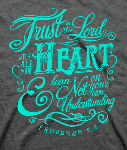 Trust In The Lord T-Shirt - T-shirt Store USA - 1