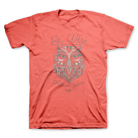 Wise Owl Christian T-Shirt - T-shirt Store USA - 1