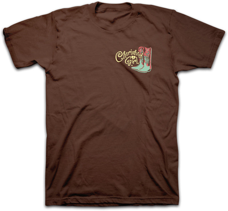 Oh No Cherished Girl Christian T-Shirt - T-shirt Store USA - 2