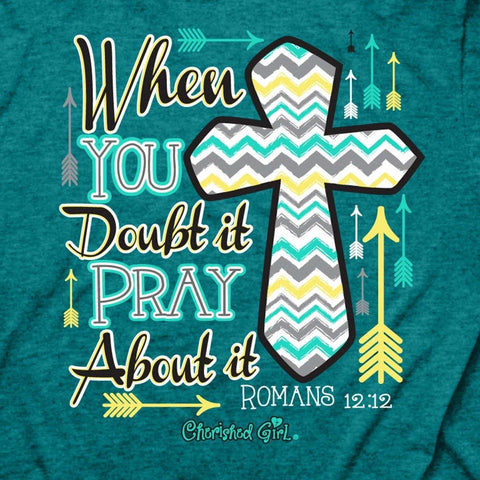 Pray About It T-Shirt - T-shirt Store USA - 1