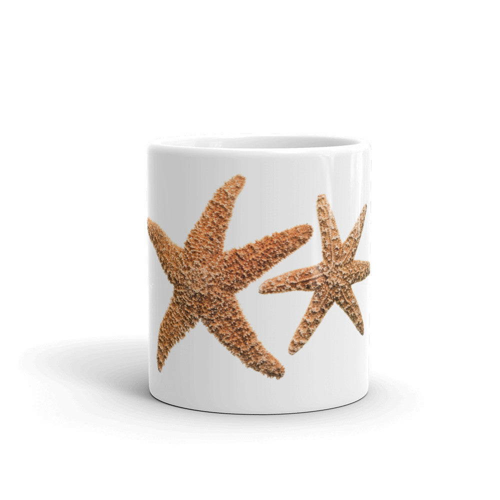 Star Fish Mug made in the USA