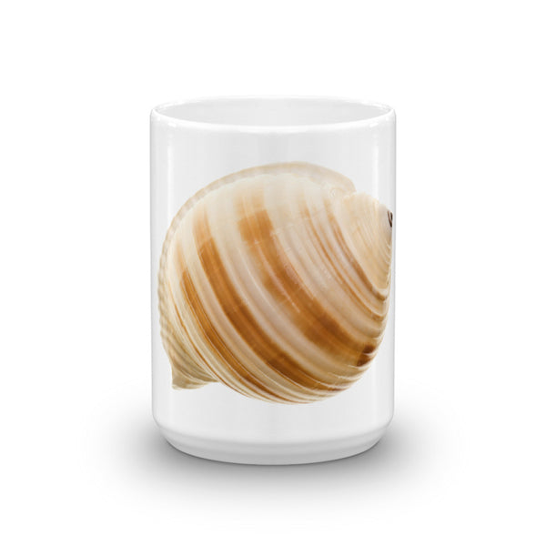 Seashell Soul Mug made in the USA