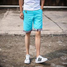 Contrast Chino Shorts (4 Colors)