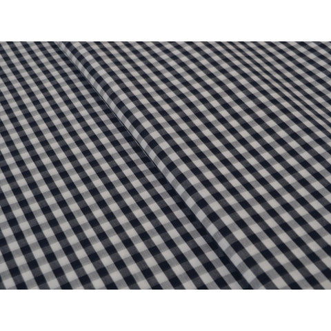 DARK- BLUE GINGHAM CHECK