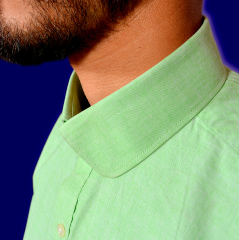 INTACT MINT COLOR SHIRT