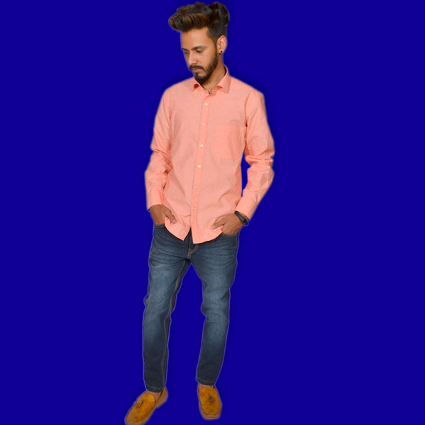 RUBICUND COLOR SHIRT