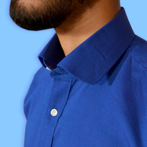 SULPHATE BLUE COLOR SHIRT