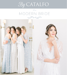 By Catalfo X The Modern Bride