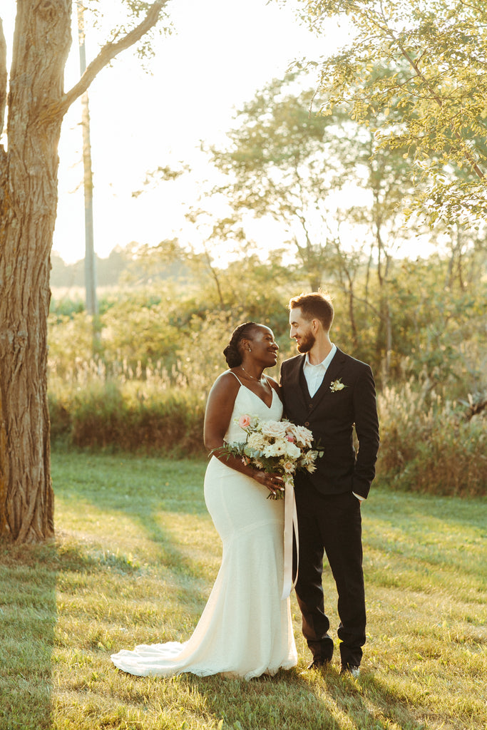 prince edward country elopement wedding in Ontario